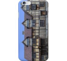 WIlliam Shakespeare's Birthplace iPhone Case/Skin