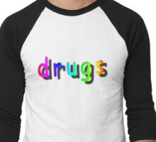 drug Men's Baseball ¾ T-Shirt