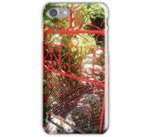 Inviting Red iPhone Case/Skin
