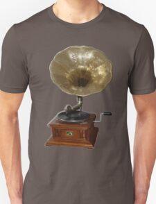 gramophone t-shirt T-Shirt