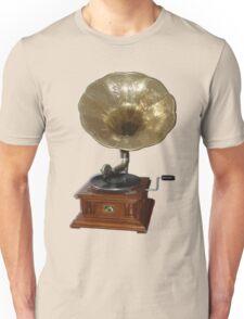 gramophone t-shirt Unisex T-Shirt