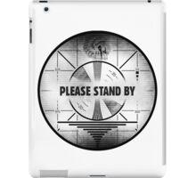 Fallout Standby Screen iPad Case/Skin