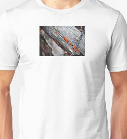 between the cracks Unisex T-Shirt
