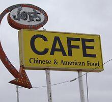 Joe's Chinese Food by natespeak
