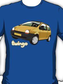 Renault Twingo yellow T-Shirt