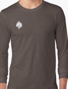 King White Long Sleeve T-Shirt