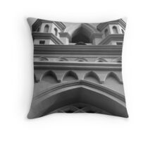 Grace Church Throw Pillow