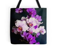 Bunch of orchids Tote Bag