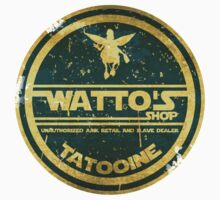 WATTO' S SHOP TATOOINE  Kids Clothes
