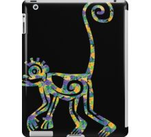 Mayan Floral Monkey iPad Case/Skin
