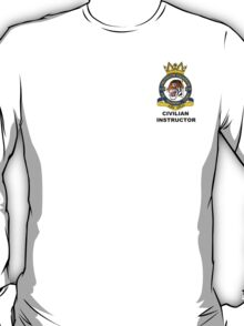 439 (Linlithgow) Squadron (CI, Black Text) T-Shirt