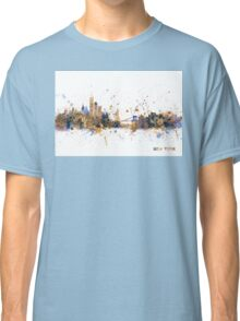 New York Skyline Classic T-Shirt