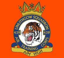 439 (Linlithgow) Squadron (White) Kids Clothes