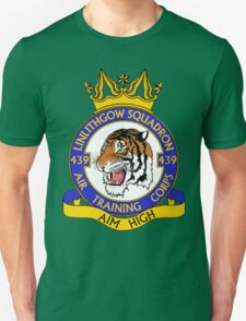 439 (Linlithgow) Squadron (White) T-Shirt
