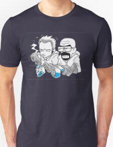 Breaking Bad Manga Version T-Shirt