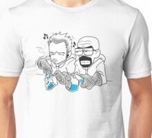 Breaking Bad Manga Version Unisex T-Shirt