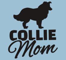 Collie Mom Kids Tee