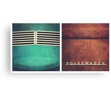 VW Duo Canvas Print