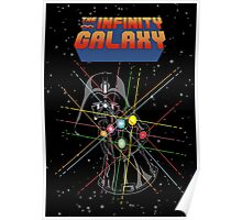 Infinity Galaxy Poster