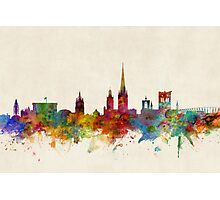 Norwich England Skyline Photographic Print