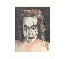 Eric Craven Art Print