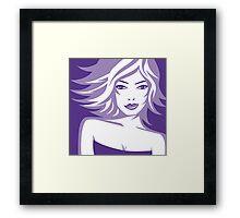 Evianne 3 Framed Print