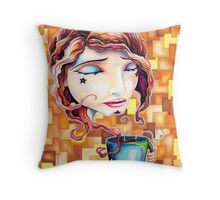 Joe for Doe Throw Pillow