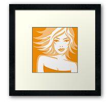 Evianne 4 Framed Print