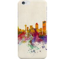 Calgary Canada Skyline iPhone Case/Skin