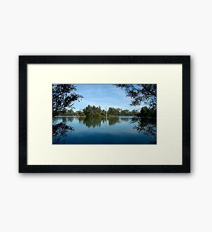 Laratinga Wetlands Mount Barker Framed Print