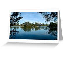 Laratinga Wetlands Mount Barker Greeting Card