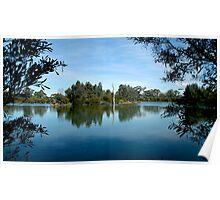 Laratinga Wetlands Mount Barker Poster