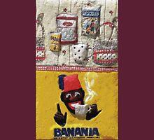 Banania  My Creations Artistic Sculpture Relief fact Main 49  (c)(h) by Olao-Olavia / Okaio Créations Unisex T-Shirt