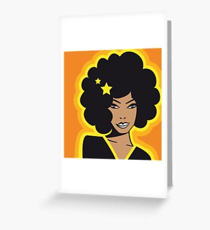 star 3 Greeting Card