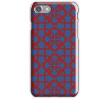 Line of Durin pattern iPhone Case/Skin