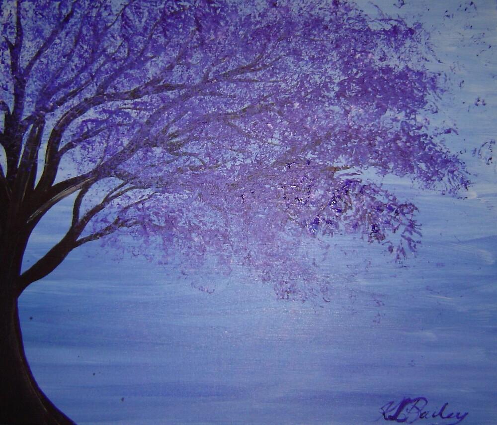Jacaranda Blue by klbailey