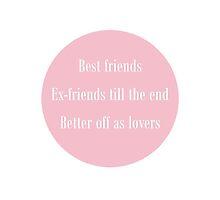 Best friends by idafreja
