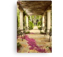Like Flowers for Weddings Canvas Print