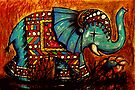 Rajah the Elephant by Karin  Taylor