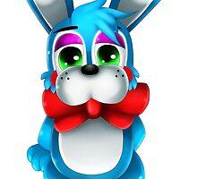 Cute Toy Bonnie by ShinyhunterF