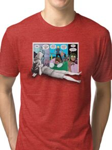 Death of Peter Parker Tri-blend T-Shirt