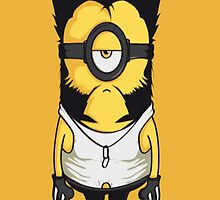 Minion  by LETTHEM