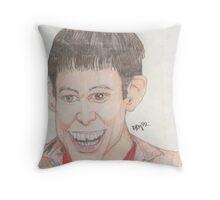 Lloyd Christmas Throw Pillow