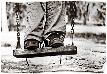 on the swing by waitin&#x27; for rain