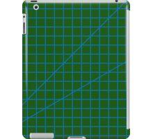Cutting mat iPad Case/Skin