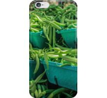 Mountain of Green Beans iPhone Case/Skin