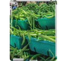 Mountain of Green Beans iPad Case/Skin