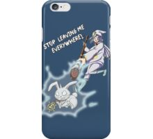Yu-Gi-Oh! Where did Yami leave me now? Ryo Bakura  iPhone Case/Skin