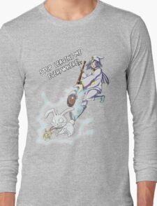 Yu-Gi-Oh! Where did Yami leave me now? Ryo Bakura  Long Sleeve T-Shirt