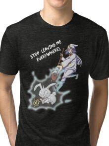 Yu-Gi-Oh! Where did Yami leave me now? Ryo Bakura  Tri-blend T-Shirt